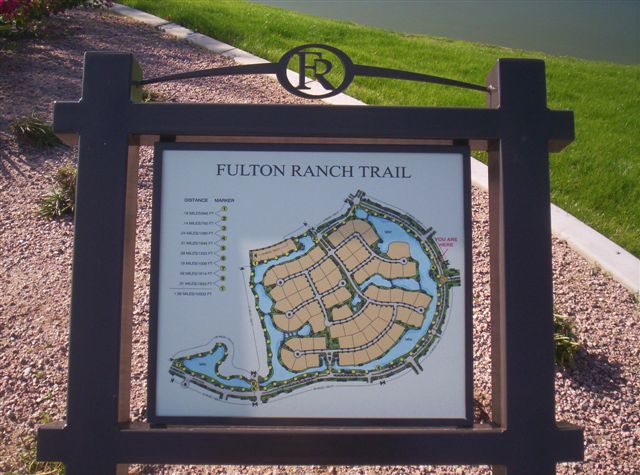 12-14-07 Fulton - Fulton Ranch - trail maps - #4 on map.1