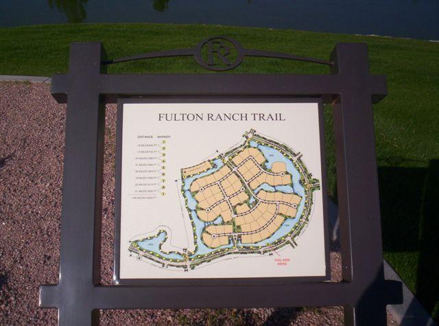 12-14-07 Fulton - Fulton Ranch - trail maps - #5 on map.1