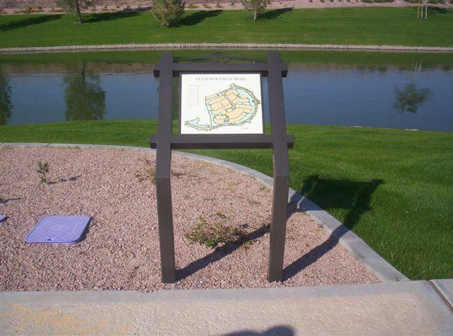 12-14-07 Fulton - Fulton Ranch - trail maps - #5 on map
