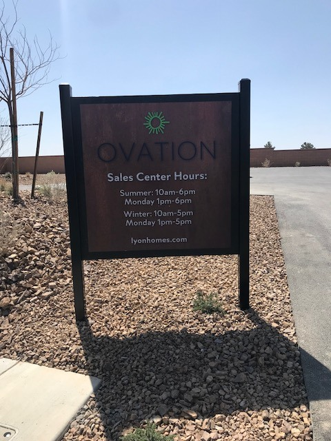 475 - Sales Center Hours