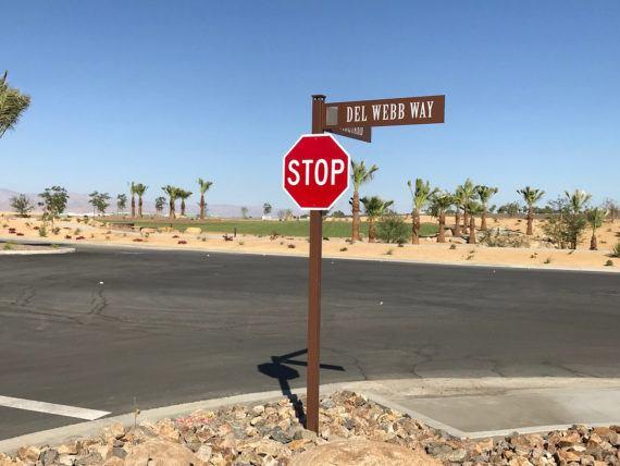Custom-Street-Sign---Vinyard-&-Del-Webb-1
