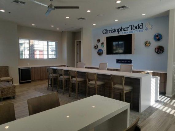 460 - Christopher Todd - Sales Office
