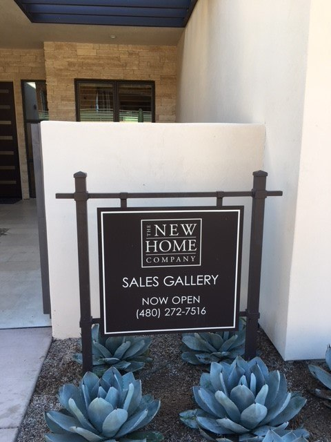 460 - New Home Co - Sales Gallery
