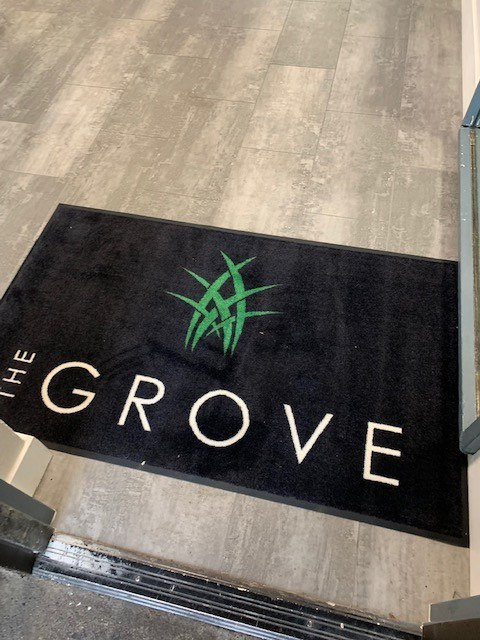 500 - The Grove - Entry Mat
