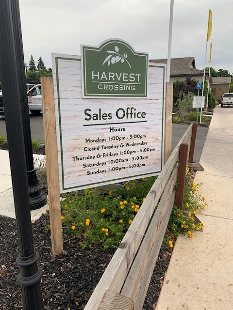 500 - Grupe - Sales Office Sign