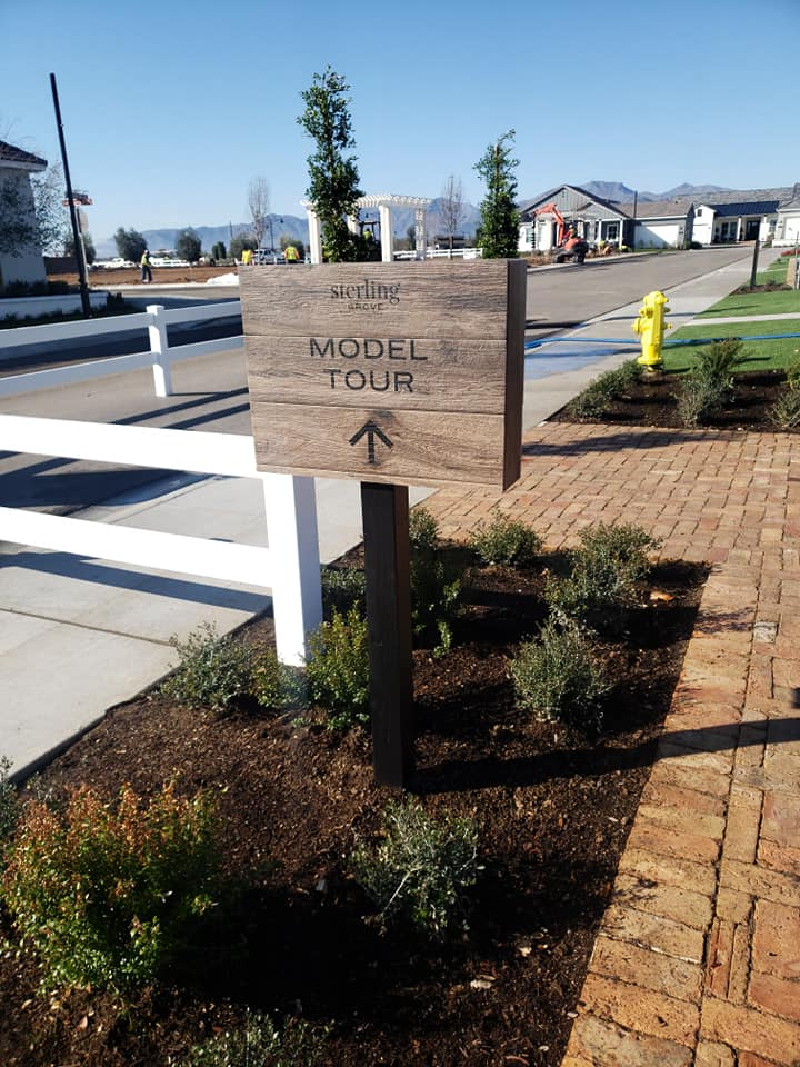 460 - Toll Brothers Streling Grove - Model Tour